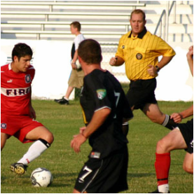 Referee Registration